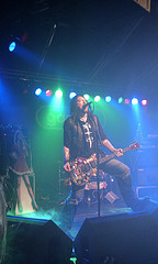 Ginger (ex-Wildhearts)