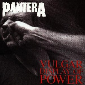 "Cover of ""Vulgar Display of Power"""