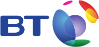 BT Ireland logo (2005 - Present)