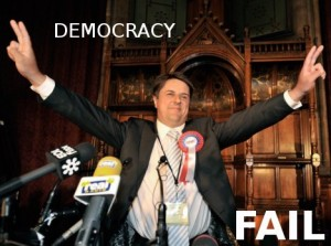 Democracy FAIL