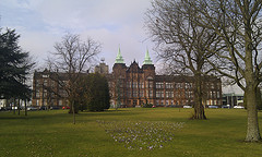 Strathclyde University - Jordanhill Campus
