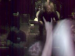 Fear Factory, Glasgow Garage 18 Feb 2010